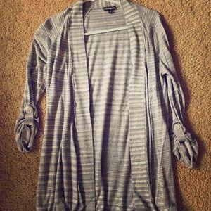 Express Gray Sweater